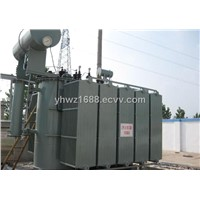 non-excitation regulating Arc Furnace transformer