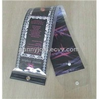 plastic packaging bags for hair extensions