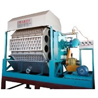 pulp egg tray molding machine