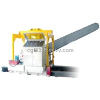 quarry chain saw, marble chain saw, stone cutting saw and quarry equipments
