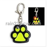 reflective pet tag