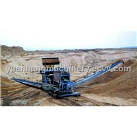 sand and stone washing machine