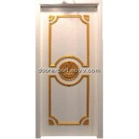 sell qualified solid  wood door