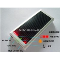 mobile phone solar charger ( using for iphone, ipad, laptop , cellphone,Camera ect.)