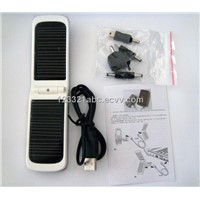 solar charger ( widely used at Laptop, Ipad, Ipod and so on )