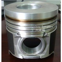 spare parts piston ISUZU 4HE1