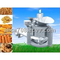 Stainless Steel Fired Food Degreasing Machine
