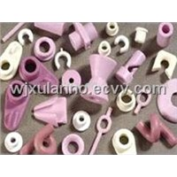 wearable textile ceramic