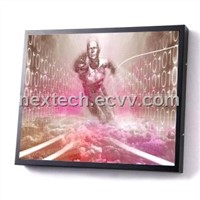 15/17/19 inch Capacitive or Ressitive Touch Screen Monitor (Open-frame)