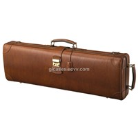 Q1(V) Leather Violin Case