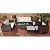 Poly Rattan Sofa Sets (VSH-PF09-12B)