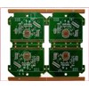 Double-sided PCB prototypes with FR4 Leadfree HASL from China PCB house