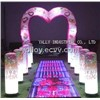 Inflatable Decoration Heart Shape Light for Wedding Party