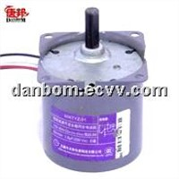 110V permanent magnet synchronous geared motor