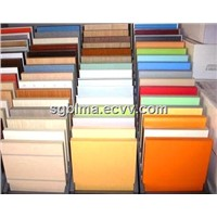 1220*2440 E1E2E0 Glue Melamine MDF with CE for Furniture