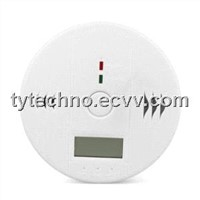 2013 New Rohs and EN50291 Approved Carbon Monoxide Detector With LCD Displayer(TY412C)