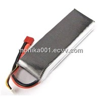 7.4V 5000mAh 40C Lithium Polymer RC Battery Packs