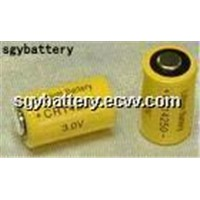 CR14250 3.0V 600mAh Lithium Battery