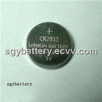 CR2032 210mAh 3.0V Li-MnO2 battery