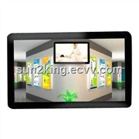 Full HD Digital Signage LCD USB Advertising Player