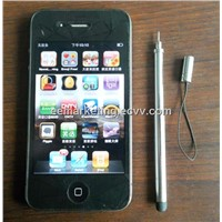 Retractable Touch Stylus Touch Pen with SIM Card Pin for Ipad, Iphone, iTouch Touch Stylus Pen