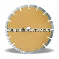 Segmented Saw Blade-Hot/Cold Pressed Sintered Blades-Cutting Tools|Diamond Saw Blades