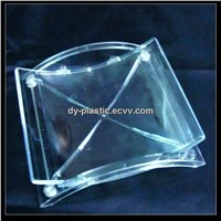 Transparent Plastic Tray/Coin Tray