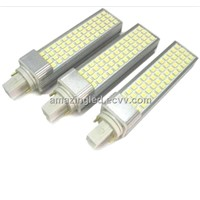 11W G24/E27 led plug lamp/ PL