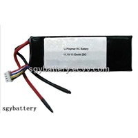 11.1V 1800mAh Li-Polymer RC Battery