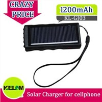 1200mAh New Solar charger for Mbile Phone Iphone PSP MP3/4 etc