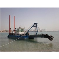 14inch mineral processing dredger