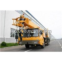 16Tons  (WUYUE) Four-section Boom Crane M5253JQZ16G-QY16G