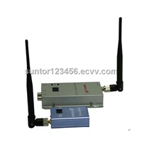 1.2GHz wireless video transmitter and receiver system