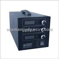 200W computer digital control of portable high voltage power supply