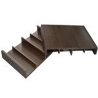200 decking board wpc board pvc floor waterproof board moistureproof panel