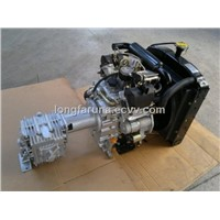 20hp water-cooling marine inboard diesel engine