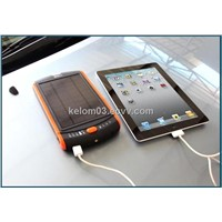 23000mAh Portable Emergency Solar Charger for Smart Phone Camera PSP ect.