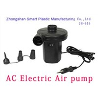 230V AC Electric Air Pump for Airbeds&Mattresses,Inflatable Air Pump