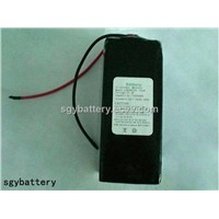 25.9v 10ah Li-Polymer Battery Pack