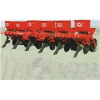 2BFY-6A Corn fertilizer drill