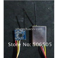 2.4Ghz 200mW AV wireless transmitter and receiver , Wireless audio video transmitter and receiver