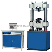300KN Computer display hydraulic universal testing machine