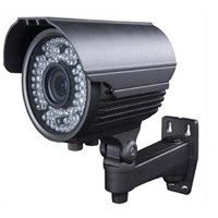30m Day Night Waterproof IR Camera / Weatherproof Bullet Camera  Effio 42 IR LED
