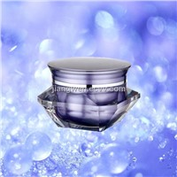 30ml diamond cosmetic jar