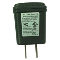 3W power adapter,christmas adapter,(EU plug)