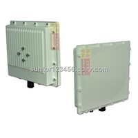 3-5KM 2.4GHz steady wireless digital network bridge AV transmission equipment ST-2510AW-N