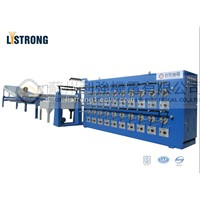 40H Bare Copper series conduit annealing tinning machine