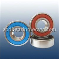 6208-2RS low noise ball bearing