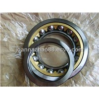 7200 BECBP SKF GCR15 Brass Cage Angular Contact Ball Bearing