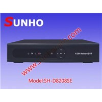 8 channel DVR SH-D8208SE